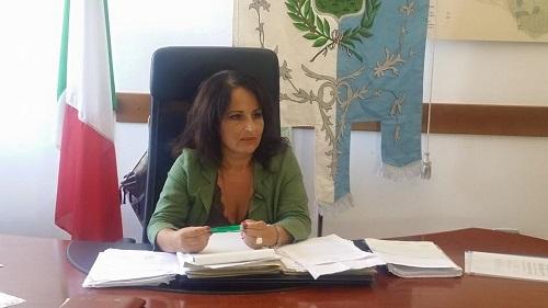"""Rosa Capuozzo: """"Mi dimetto dalla carica di sindaco"""""""