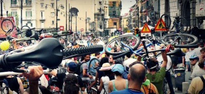 Torna Napoli Bike Festival, dal 20 al 22 maggio