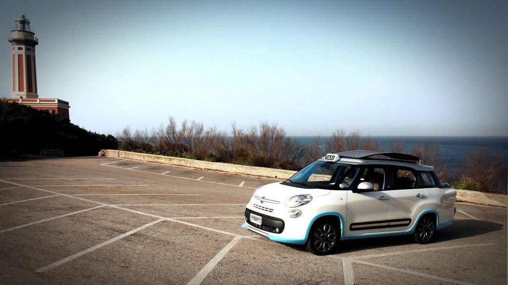 Tiberio: il nuovo taxi dell'isola azzurra