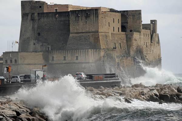 Maltempo in Campania: Allerta vento per i prossimi giorni