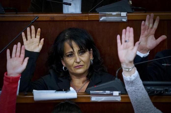 """Rosa Capuozzo ci ripensa e ritira le dimissioni: """"Vado avanti"""""""