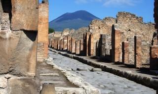 Scavi di Pompei: turista ruba le tessere di un mosaico