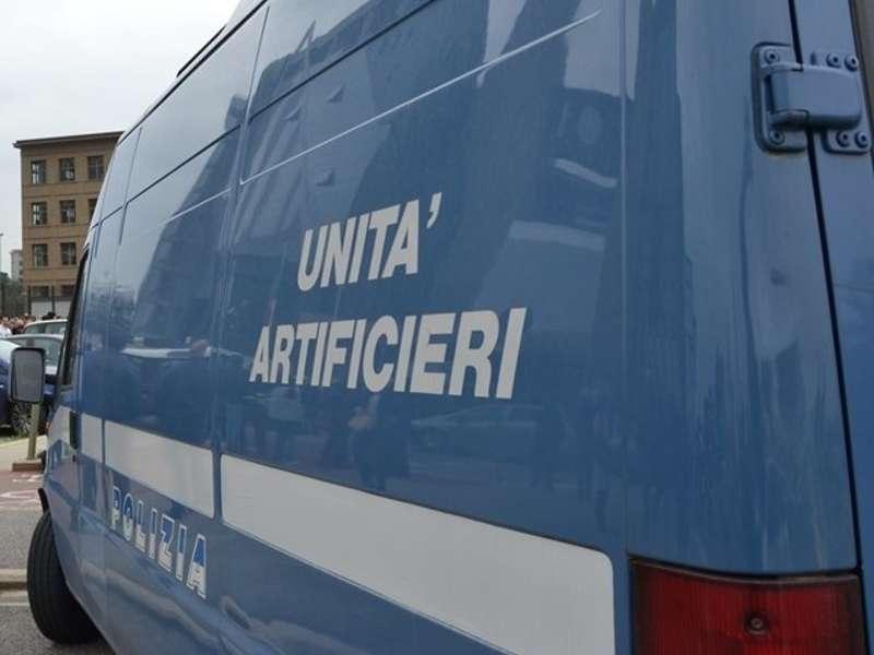 Falso allarme bomba a Napoli