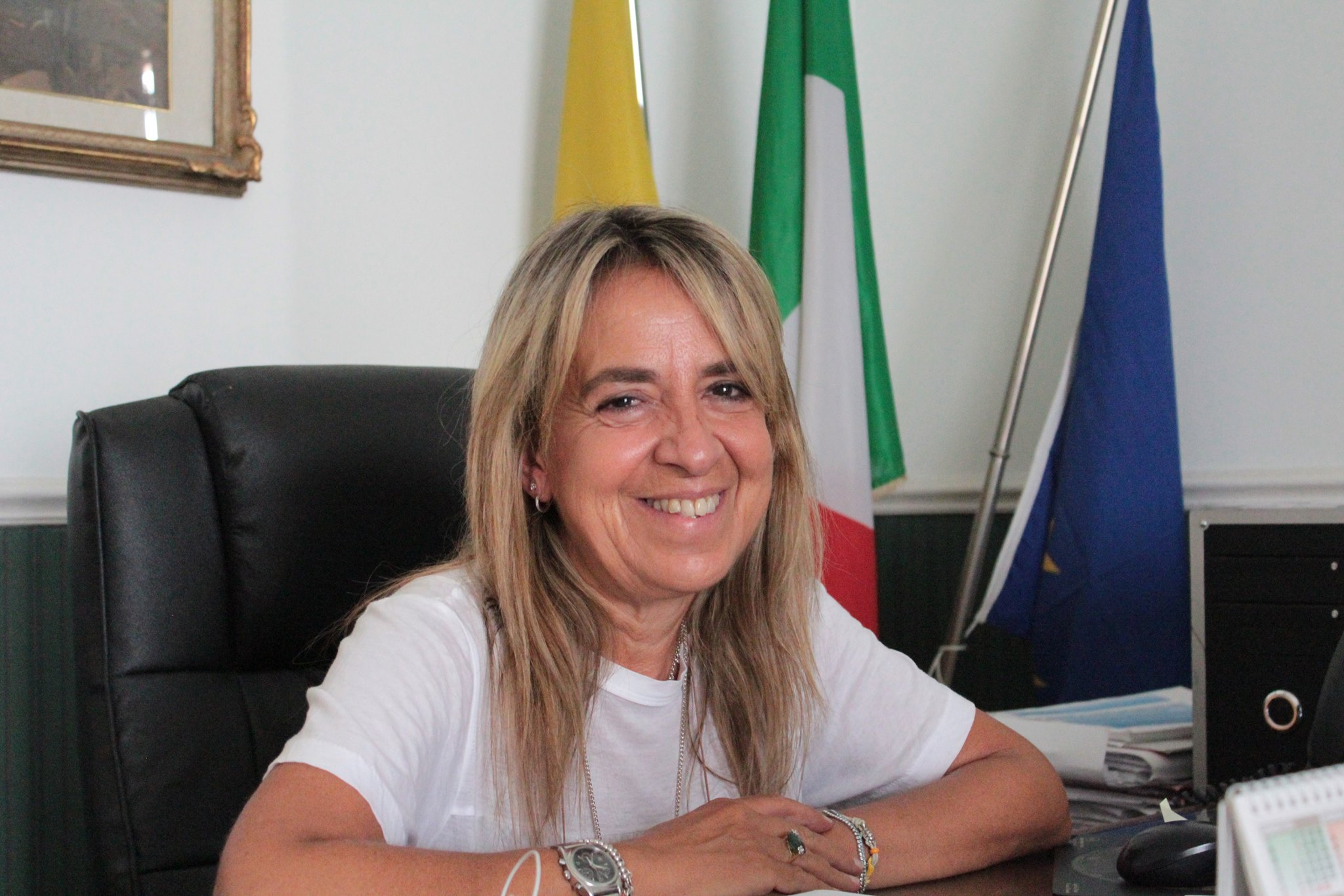 Caterina Pace si dimette da assessore al Personale