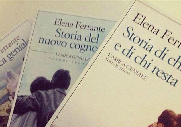 I romanzi di Elena Ferrante diventano una serie televisiva