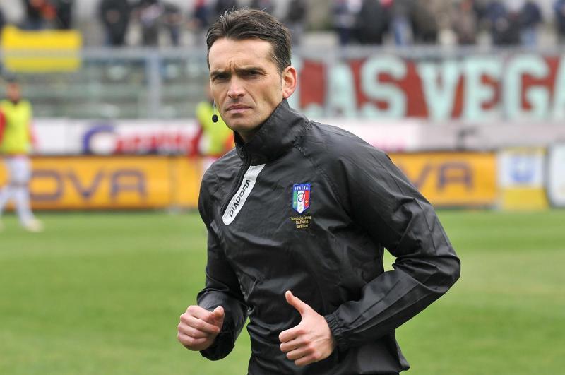 """Irrati: """"Fermare Lazio-Napoli era mio dovere. Pioli non lo avrebbe fatto? L'arbitro sono io"""""""