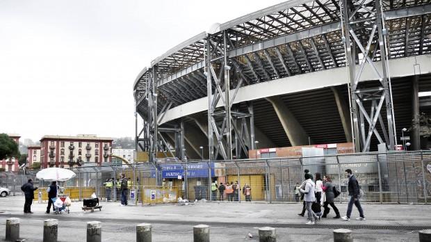 Napoli-Carpi, biglietti in vendita
