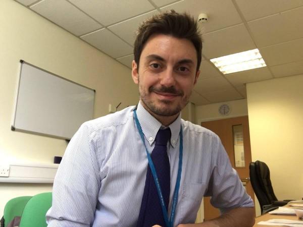 Pierluigi Vergara, napoletano, è il più giovane neurochirurgo del Regno Unito