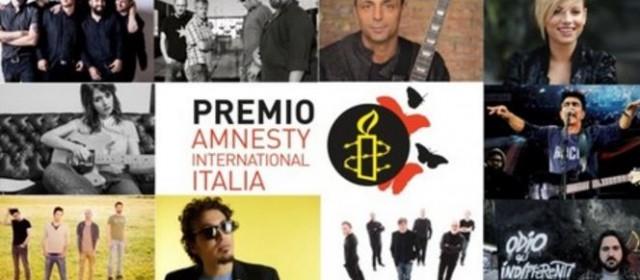 Amnesty annuncia i candidati al Premio Amnesty International Italia 2016