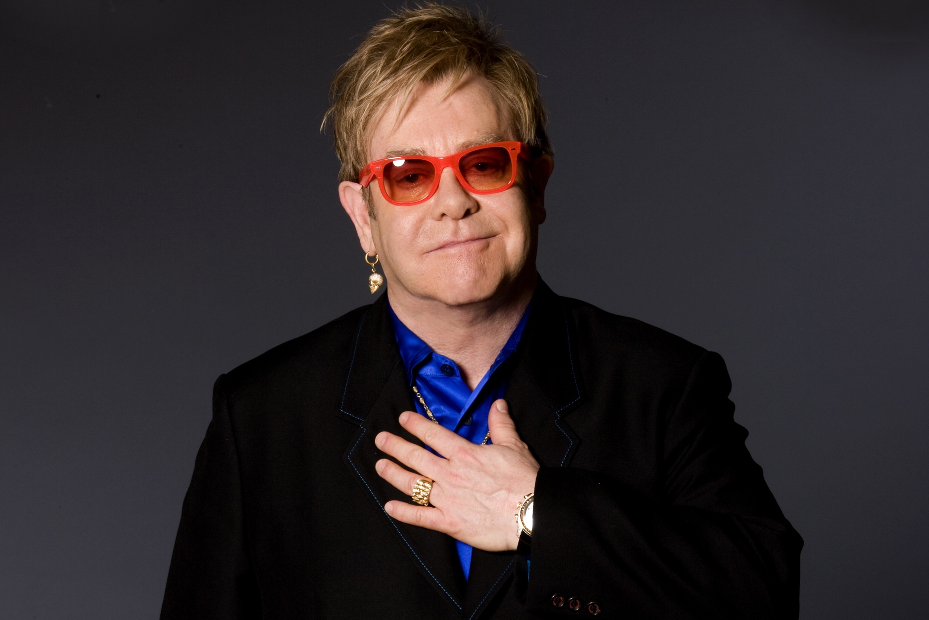 Elton John: a Pompei il 12 luglio