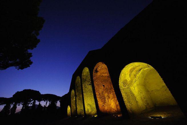 Elton John e David Gilmour tornano ad emozionare il pubblico agli Scavi di Pompei