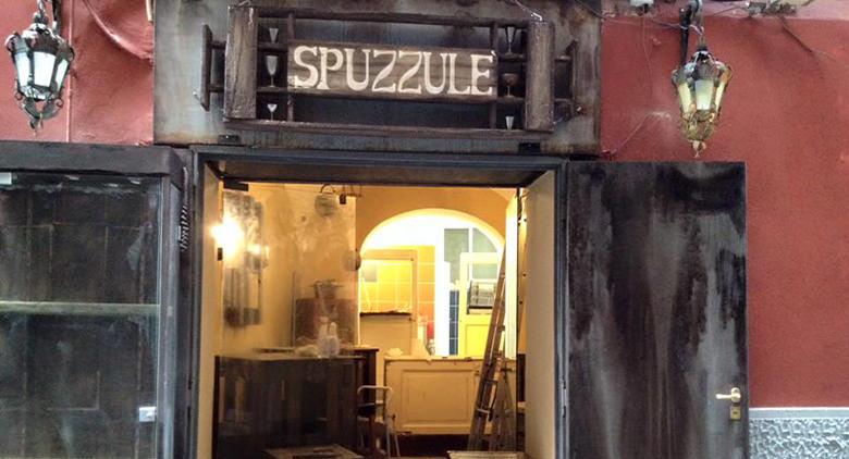 La filosofia del recupero del ristorante Spuzzulé
