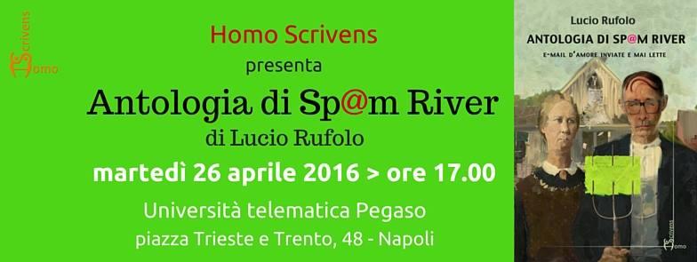 """""""Antologia di Spam River"""", oggi a Piazza Trieste e Trento"""