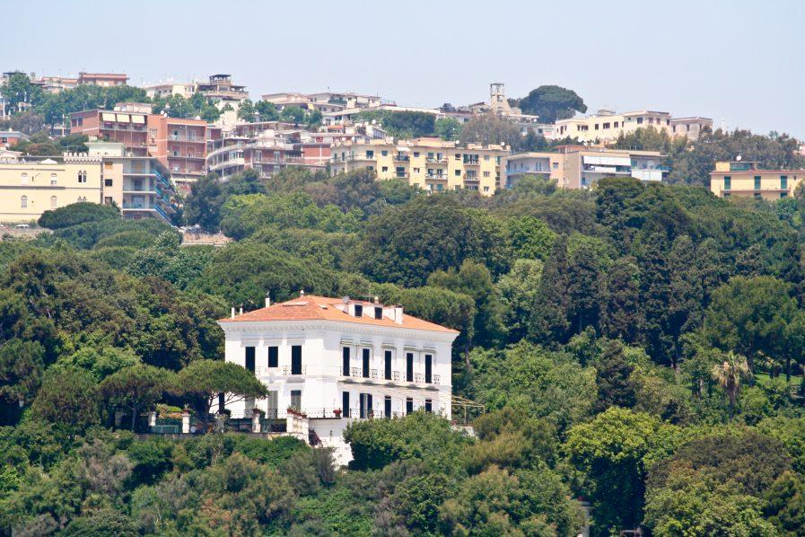 Villa Rosebery eccezionalmente aperta il 7 maggio e l'11 giugno