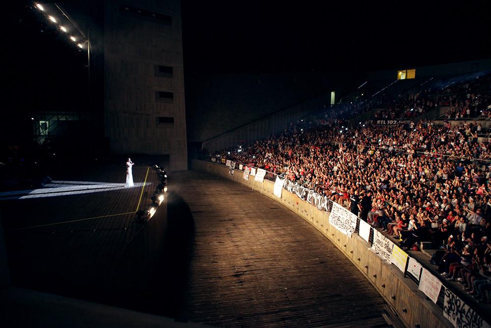 Estate a Napoli: dodici concerti all'Arena Flegrea