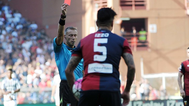 Calcioscommesse in Serie B, 10 arresti. Indagato anche Izzo del Genoa