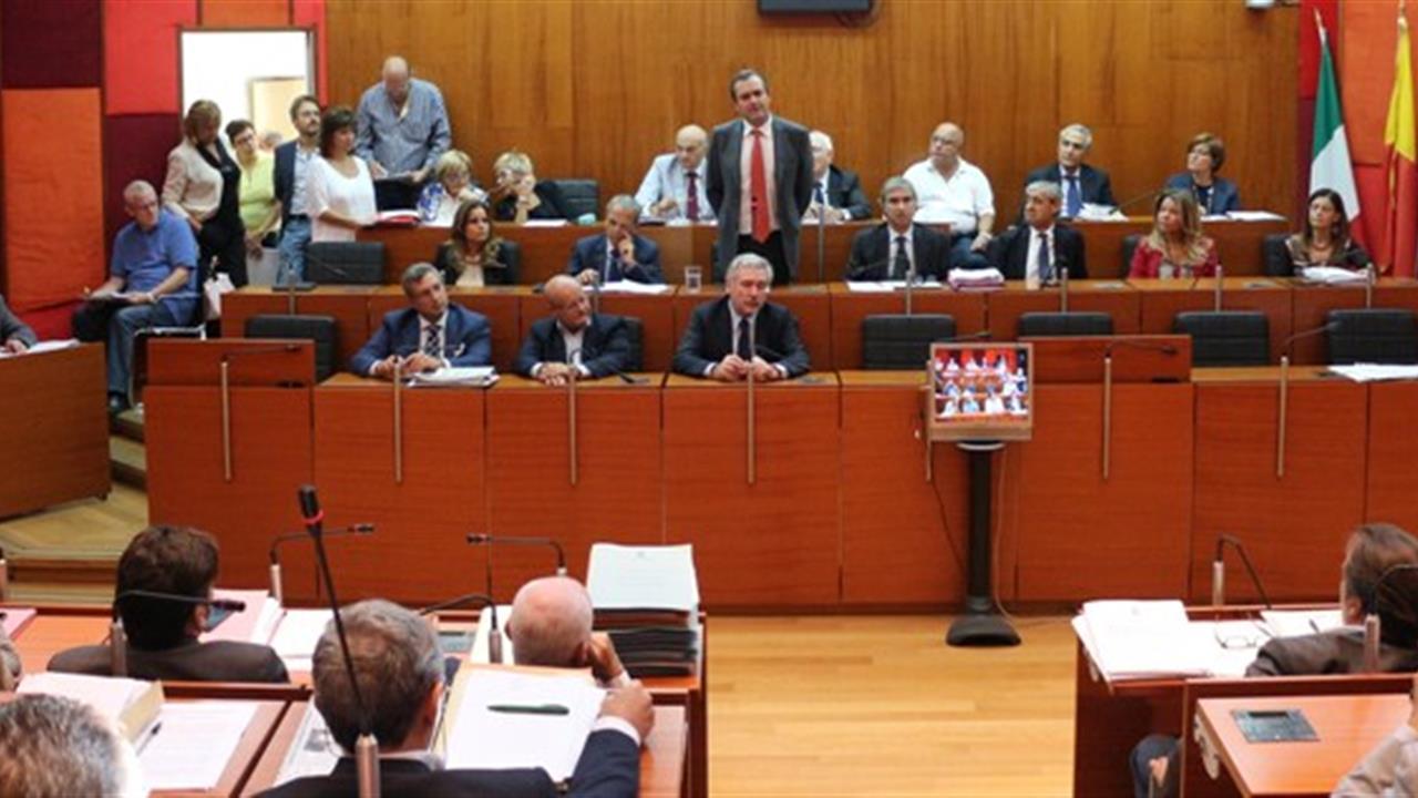 Sciolta la seduta del Consiglio Comunale convocata sul bilancio di previsione 2016/2018