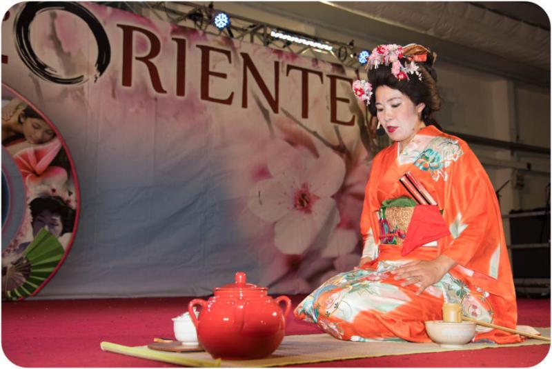 Settembre: la seconda edizione napoletana del Festival dell'Oriente