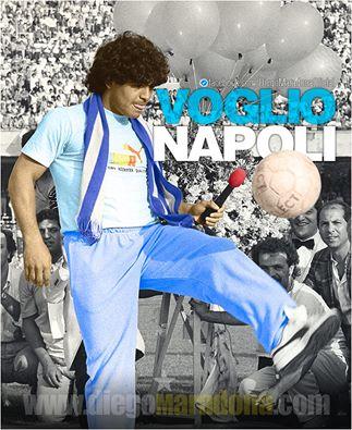 Maradona su Facebook: