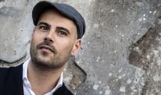 """Marco D'Amore: """"In questi giorni di tragedia un posto sicuro è qui a Giffoni dove si pensa positivo"""""""