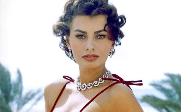Sophia Loren cittadina onoraria di Napoli