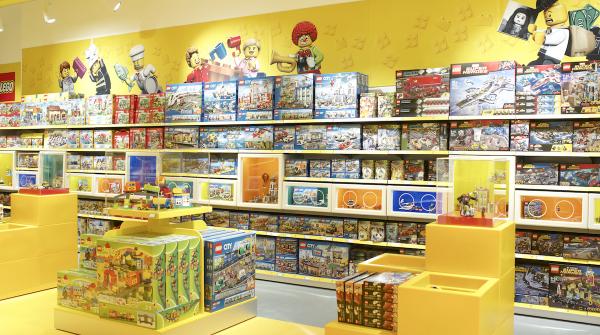 A Marcianise il secondo Lego Store d'Italia