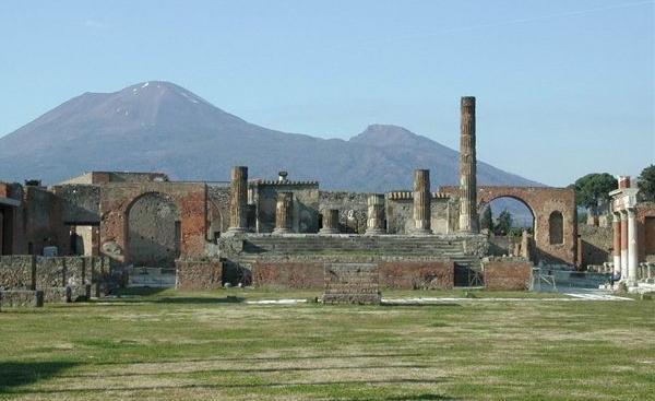 Pompei, ai visitatori degli Scavi tamponi gratuiti per avere il Green pass