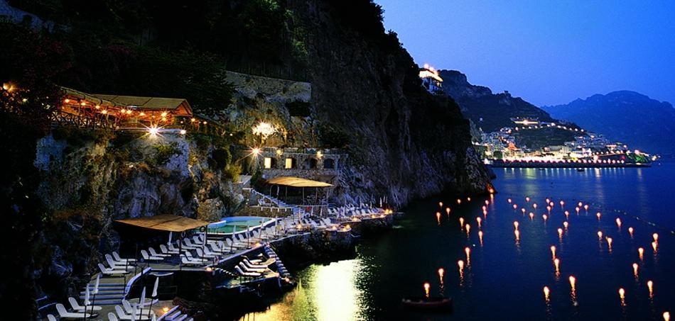 Medaglia d'argento per il Santa Caterina di Amalfi che sale sul podio di Travel & Leisure