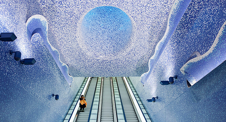 Metro Art Tour ANM per San Gennaro
