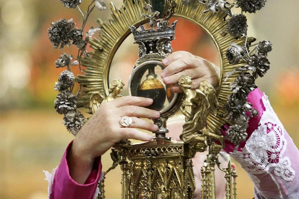 San Gennaro: gli eventi organizzati dalla Curia Arcivescovile