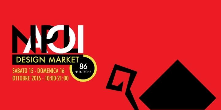 Parte oggi la prima edizione del Napoli Design Market