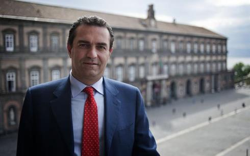 """Luigi de Magistris: """"Napoli è la città della pace. La città dal cuore grande"""""""