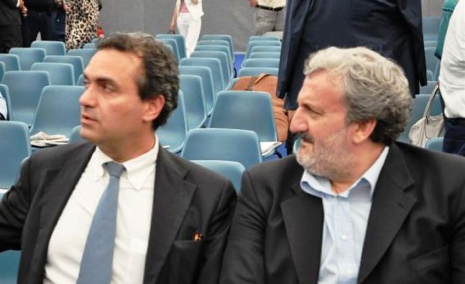 """Luigi de Magistris-Michele Emiliano: """"Alternativa alla politica di Renzi"""""""