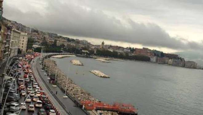 Maltempo in Campania: temporali a partire da questa sera