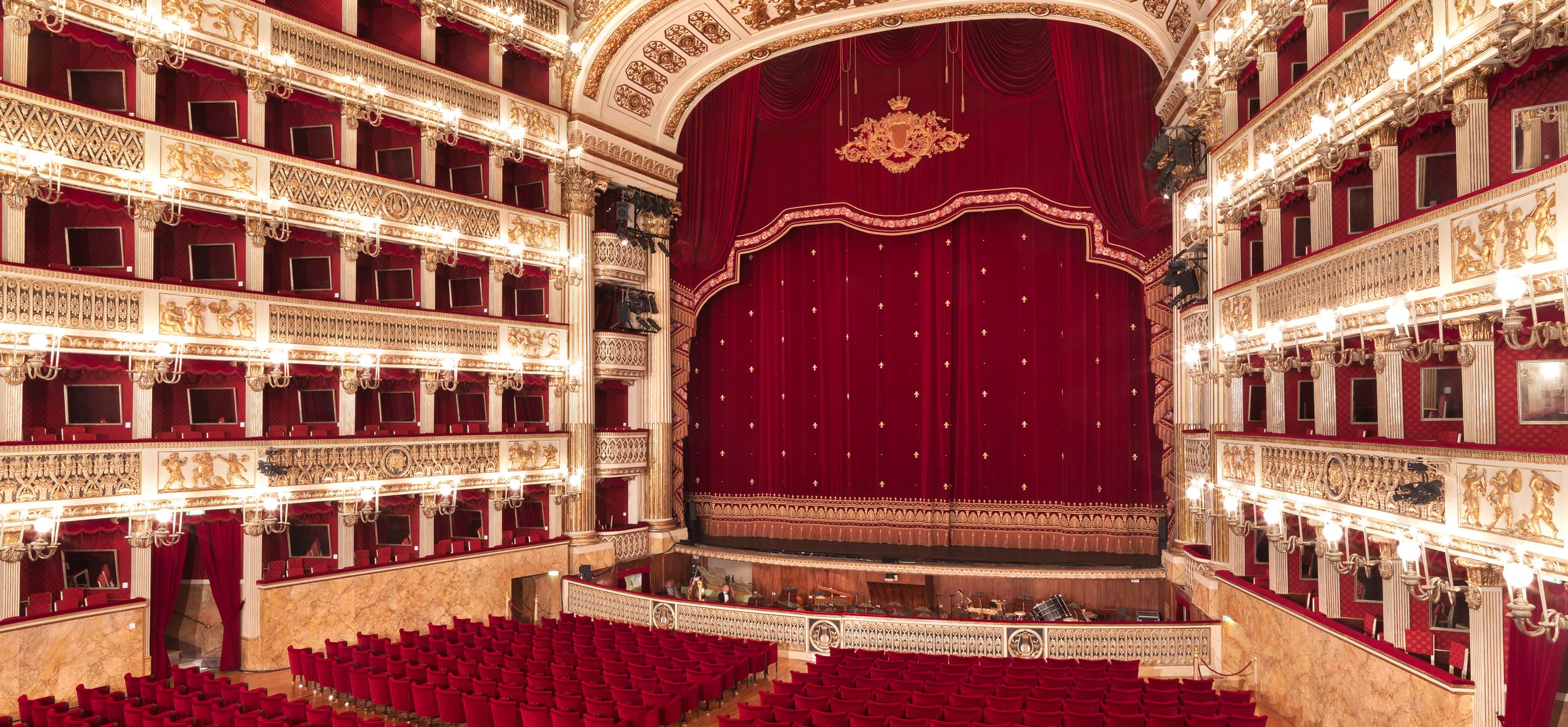 Giornata del Teatro 2016, il 22 ottobre a Napoli