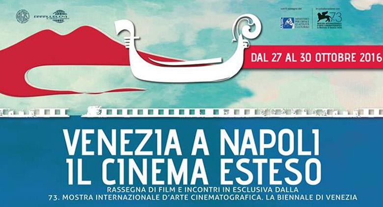 Venezia a Napoli, dal 27 ottobre: il programma completo