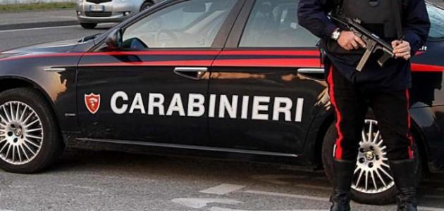 Trovati ordigno rudimentale e arma nel centro di Napoli