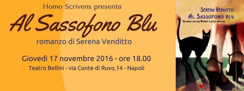 Serena Venditto, un nuovo caso per il gatto Mycroft, al Teatro Bellini