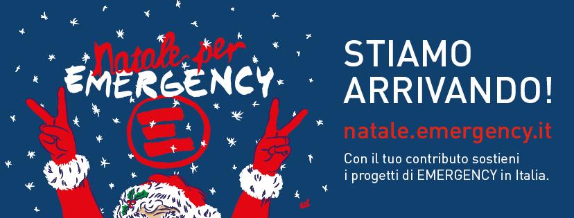 Apre in via Santa Brigida lo Spazio Emergency, per gli acquisti solidali a Napoli