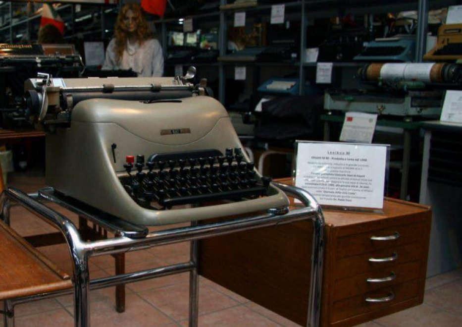 La macchina da scrivere di Giancarlo Siani per un mese a Milano
