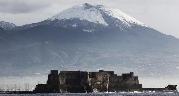 Arriva Burian, venti siberiani e neve anche in Campania: ecco quando