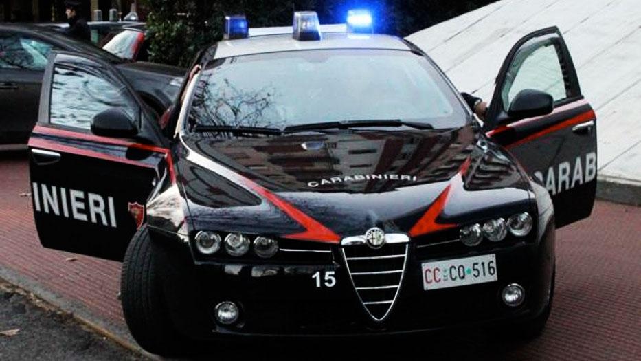 Carabinieri, falsa postina Boscotrecase