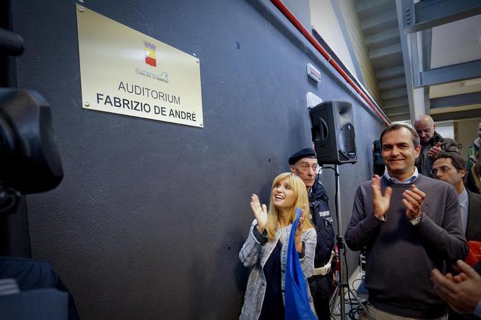 Auditorium Fabrizio De Andrè a Scampia: ottenuta la definitiva agibilità