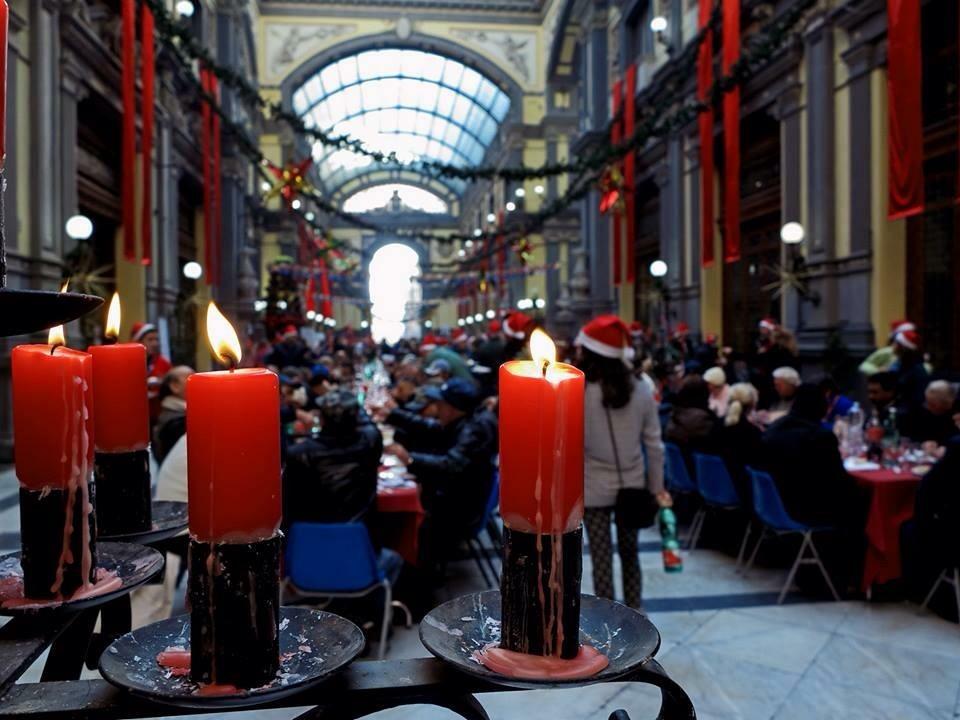 Tempo di Natale, tempo di pranzi di beneficenza