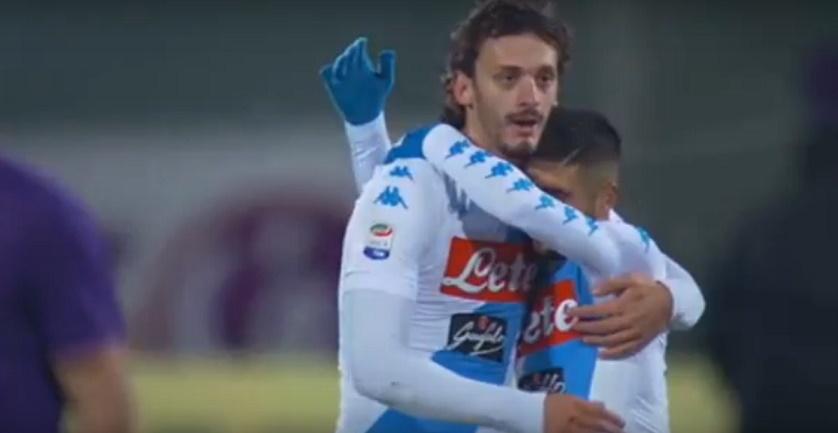 Napoli, pazzo 3-3 al Franchi. Gabbiadini riacciuffa la Fiorentina allo scadere