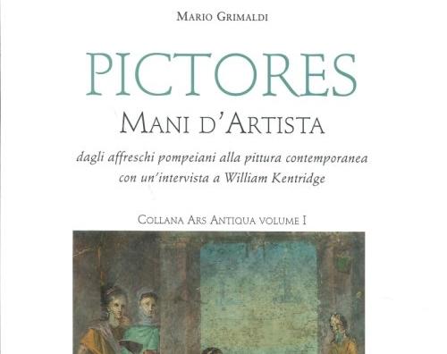 Al Mann 'Pictores – Mani d'artista. Dagli affreschi pompeiani alla pittura contemporanea'