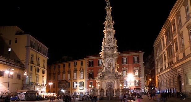 'Notte d'arte 2016': le strade di Napoli gremite di cittadini e turisti