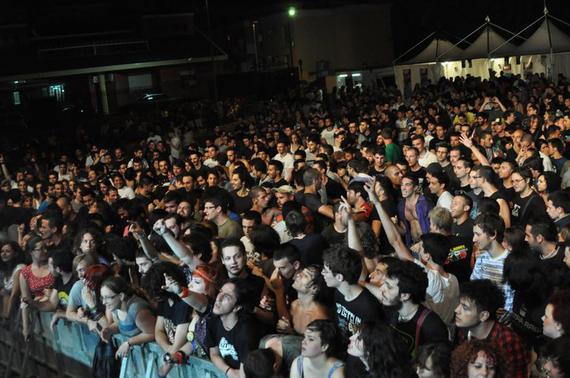 Torna Pummarock: il festival porta a Sant'Antonio Abate Tiromancino e Cristina D'Avena
