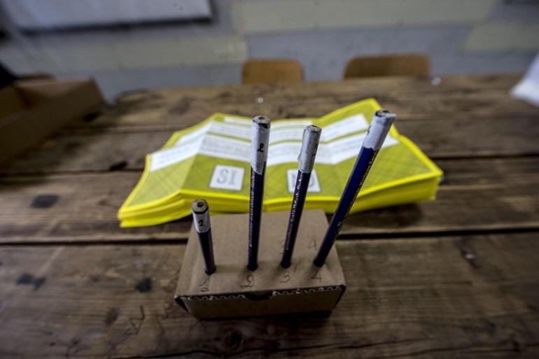 Referendum: matite non indelebili, interviene la polizia