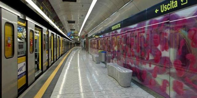 Sciopero Anm e Ctp: ferme la linea 1 della Metropolitana e la funicolare di Mergellina